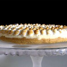 Uma torta de limão linda, saborosa e para conquistar todo mundo!