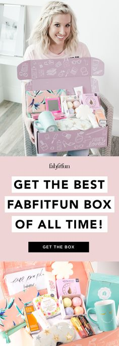 Get THE BEST FabFitFun box for just $39.99 with code BRIGHT! Hurry, these boxes sell out fast!