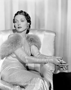 Adrienne Ames, 1937