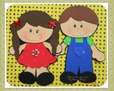 Paper Crafts For Kids, Diy For Kids, Arts And Crafts, Diy Crafts, Class Decoration, Painted Pots, Cute Faces, Puppets, Minnie Mouse