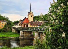 My old hometown by Klaus Wiese on 500px - Gera, Germany