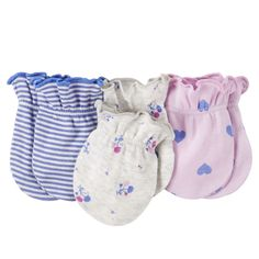 3-Pack Mittens | Carter's $5.00