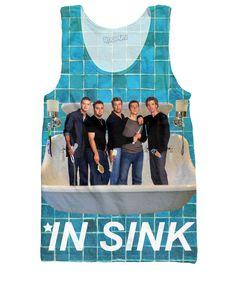 In Sink Tank Top