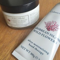 Crabtree & Evelyn Hand Cream & Body Cream Review