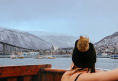 Where to spend a rainy day in the Arctic - Vulkana Spa Tromso