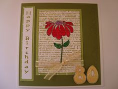Shamela's Stamp n Scrap Corner: Turning 80!