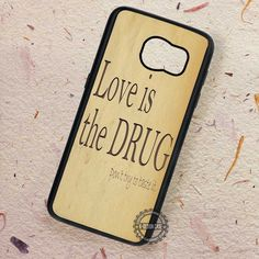 Love Quote One Direction Harry Styles - Samsung Galaxy S7 S6 S5 Note 7 Cases & Covers