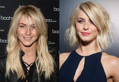 Our Paparazzi Highlighted hair extensions match Julianne Hough's hair down to a T