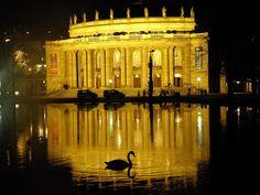 Staatstheater Stuttgart, Germany.