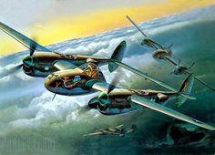 P-38 Lighting ~ BFD