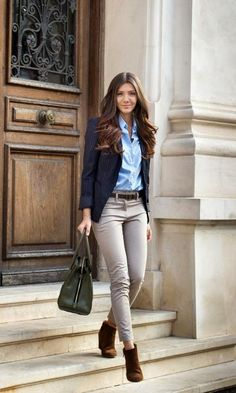 Look com Blazer + Bota - Moda it | Moda It