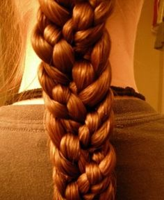 Detailed braid