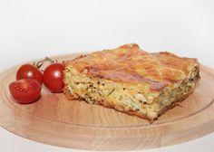 Пирог с сыром и луком Ингредиенты:Пирог с сыром и лукомДля теста: 1 стакан муки, 125 гр. маргарина (примерно полпачки), 3 столовых ложки сметаны, немного соды.Для начинки: 2 лукови...