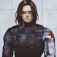 I developed a small crush on Bucky after watching Civil War    I'm surprised you were able to hold out for so long.