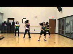 PEGATE MAS-DANCE WITH ANGELICA.  Video we made with our zumba Instructor in Gastonia Nc
