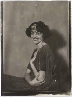 Luisa Casati by Man Ray, c1928