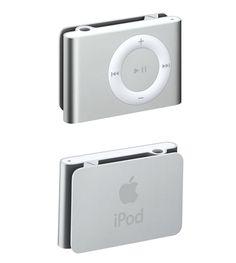 iPod Shuffle (my favorite apple design)