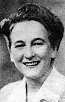 "Gladys Strum, politician from Saskatchewan, Canada who said ""No one has ever objected to women working. The only thing they have ever objected to is paying women for working."""