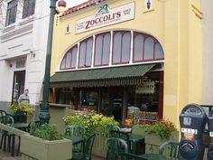 Zoccoli's Santa Cruz. Great Deli in Downtown Santa Cruz. Try the Chicken pesto or Tri Tip sandwich. 1534 Pacific Avenue Santa Cruz, CA 95060(831) 423-1711