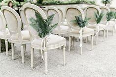wedding Austria, Wartholz Castle, fern, garden wedding photo: weddingreport.at Wedding Chairs, Fern, Garden Wedding, Planer, Austria, Wedding Ceremony, Dining Chairs, Castle, Furniture