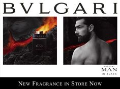 The power of the Mediterranean and the strength of the earth. Man in Black – the new fragrance from Bvlgari, available at selected Stuttafords stores. Men In Black, New Fragrances, Bvlgari, Movies, Strength, Movie Posters, Earth, Fictional Characters, Luxury