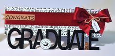 Graduate money holder by cutups - Cards and Paper Crafts at Splitcoaststampers