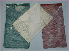 1. Laundry Day: Give mesh bags to each family member for dirty socks and undergarments. Simply toss the bags in the washer and items will stay sorted.