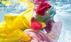 Eine bunte Mischung – beim Wäschewaschen sollten Sie die Farben lieber trennen.