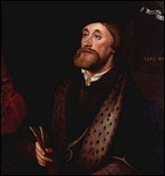 The Earl of Southampton, Thomas Wriothesley, the American Diplomat in Brussels during Henry VIII's reign.