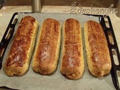 Hot Dog Buns, Hot Dogs, Spice Bread, Croissant, Muffin, Spices, Food And Drink, Chocolate, Recipes