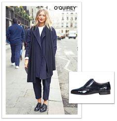 O'Quirey Lady Berlino // Streetstyle
