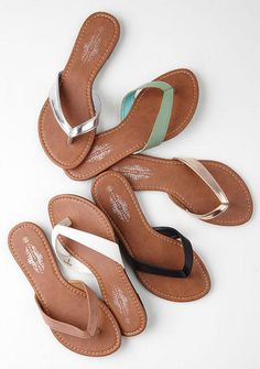 Kalypso Sandal - $14.90 Alloy. #summer #sandal #flat