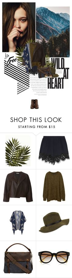 """you let your feet run wild, time has come as we all go down"" by sexbobomb ❤ liked on Polyvore featuring Chloé, DuÅ¡an, Isabel Marant, rag & bone, Fendi and Rachel Comey"