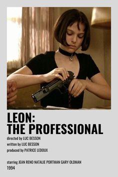 Leon: The Professional Iconic Movie Posters, Minimal Movie Posters, Iconic Movies, The Professional Movie, Mathilda Lando, Poster Minimalista, Film Poster Design, Good Movies To Watch, Movie Prints