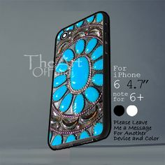 blue gem Iphone 6 note for 6 Plus Iphone 4, Iphone Cases, Blue Gem, New Product, Gems, Notes, Prints, Handmade, Accessories