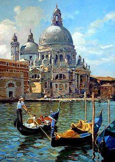 Antonio Giacomin painting - Αναζήτηση Google