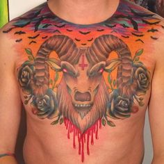 awesome aries tattoos - http://4develop.com.ua/aries-tattoos/