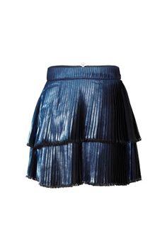 Jr Para Skirt Metal