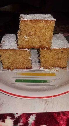 Φανουρόπιτα θεϊκή με 9 υλικά !!!!! - LifeTime Greek Sweets, Greek Desserts, Greek Recipes, Cooking Cake, Cooking Recipes, Koulourakia Recipe, Greek Cake, Cake Recipes, Dessert Recipes