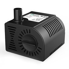 Self-Conscious Water Pump Aquariums Ponds Fountains Hydropnic System Economical Small Quiet New Pumps (water)
