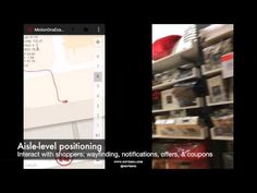 Navisens™ motionDNA™ Indoor Location Demo at Macy's San Francisco San Francisco, Tech, Indoor, Youtube, Interior, Technology, Youtubers, Youtube Movies