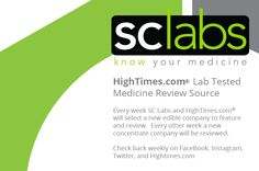 HighTimes.com®Sample Reviews#labtested #hightimesreview #sc_labs #safecannabis #hightimesmagazine #thescienceofcannabis #cannabis #cannabisscience #terps #terpsonterps #concentratedscience #knowyourmedicine