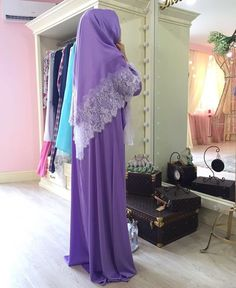 Hijab#fashion#abay Maxis, Hijab Fashion, Muslim, One Shoulder, Hijab Styles, Formal Dresses, Dresses For Formal, Formal Gowns, Formal Dress