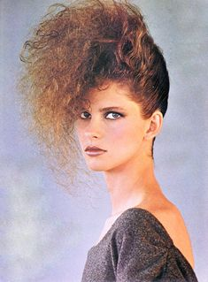 This was in Vogue in the 80s