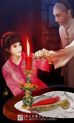 Digital Art by Scarlett Chou