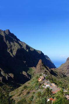 Spain, Tenerife, Masca. -  Absolute must see! - Feltétlen látni kell!