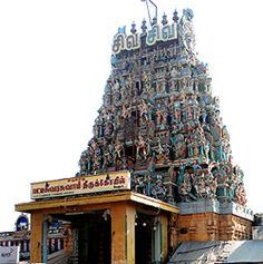 Perur Temple,Coimbatore.   Oldest temple in Coimbatore.