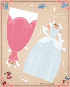 Disney Prinzessinnen Anziehpuppen | Meine Svenja