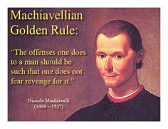 was machiavelli a machiavellian essay Niccolo machiavelli was born in 1469 in a report about niccolo machiavelli history essay print reference this machiavellian ideas work in all set.