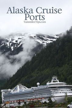 Blog post at Tammilee Tips : Are you heading out on an Alaska Cruise or dreaming of one? Check out these amazing Alaska Cruise Ports! Each Alaska Cruise Port has [..]